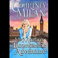 Mrs. Martin's Incomparable Adventure (The Worth Saga) book cover