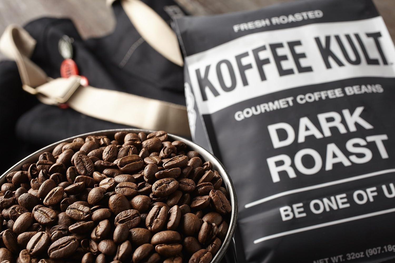 Amazon Koffee Kult Dark Roast Coffee Beans Highest Quality