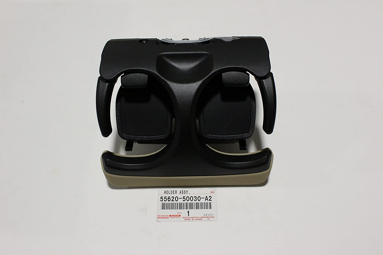 IVORY GENUINE LEXUS LS430 INSTRUMENT PANEL CUP HOLDER 55620-50030-A0
