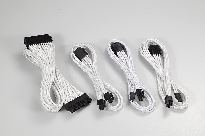 Amazon.com: Phanteks 24 Pin/ 8pin (4+4) M/B, 8pin (6+2) PCI-E ...
