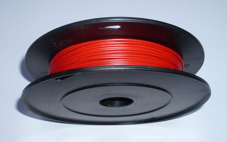 Kabel 2,5 qmm rot 50m  Litze Leitung Fahrzeug
