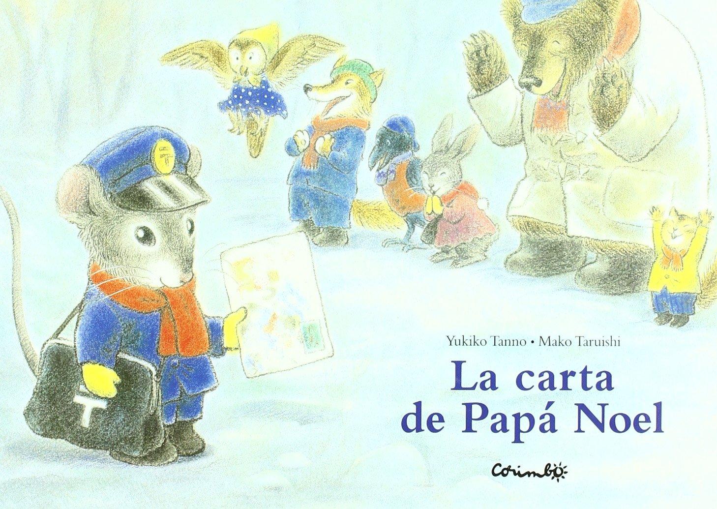 LA CARTA DE PAPA NOEL (CES): Amazon.es: TASNNO-TARUISHI: Libros