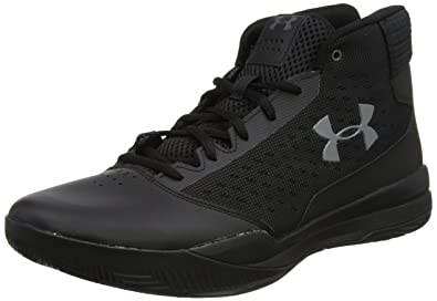 7e8e0e22d10341 Under Armour Men s Jet 2017 Basketball Shoe 001 Black