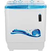 BPL 6.5 kg Semi-Automatic Top Loading Washing Machine (BSATL65F1, Dual Colour)