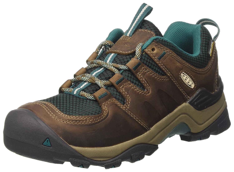 Keen Gypsum II Waterproof Boot - Women's B01H78QFPG 9.5 B(M) US|Shitake/Everglade