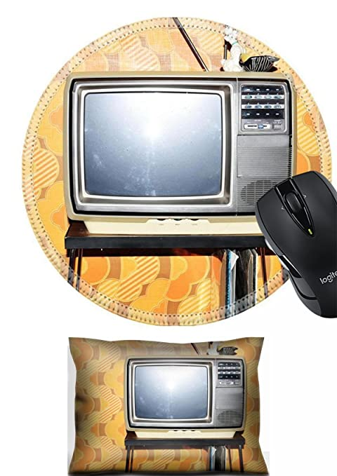 Round screen vintage televisions