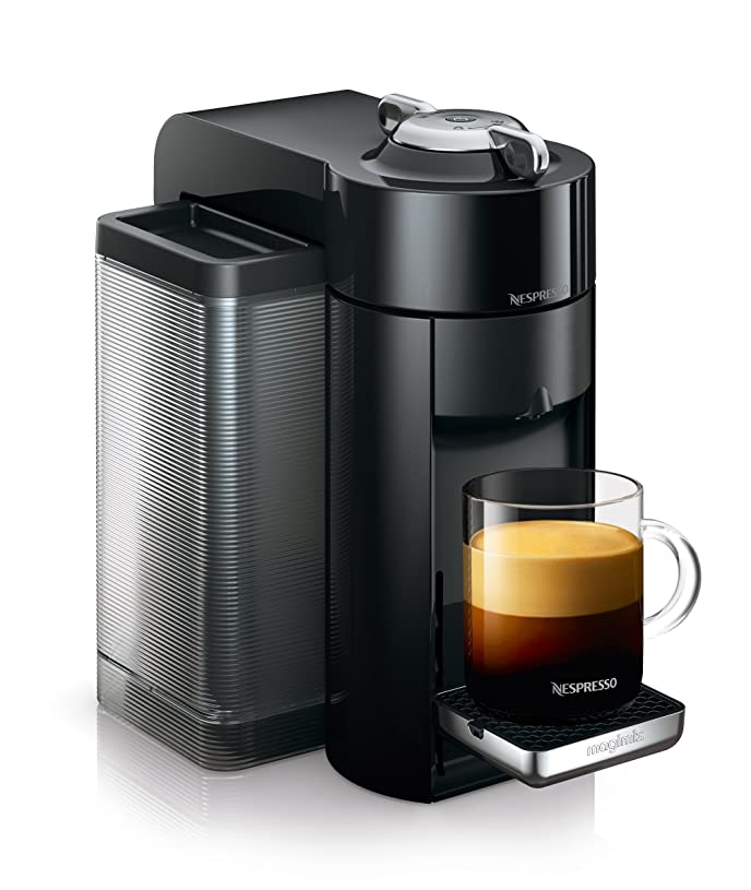 Nespresso Vertuo, Black finish by Magimix: Amazon.co.uk: Kitchen ...