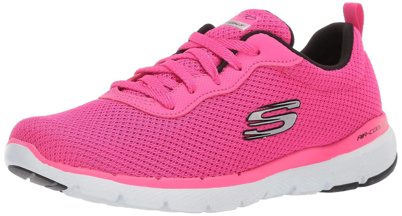 0e6f1b1b Skechers Women's Flex Appeal 3.0 Trainers: Amazon.co.uk: Shoes & Bags