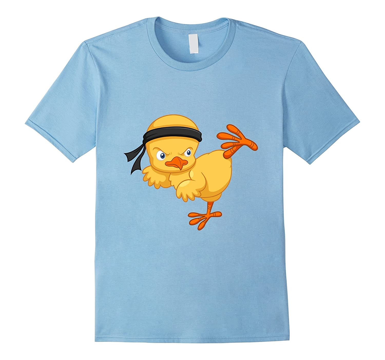 Karate Chick T-shirt for Karate lovers-TH