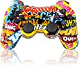 TPFOON Controller Joystick Wireless per PS3 Giochi, con Doppia Vibrazione e Funzione SIXAXIS per Sony PS3 PlayStation 3