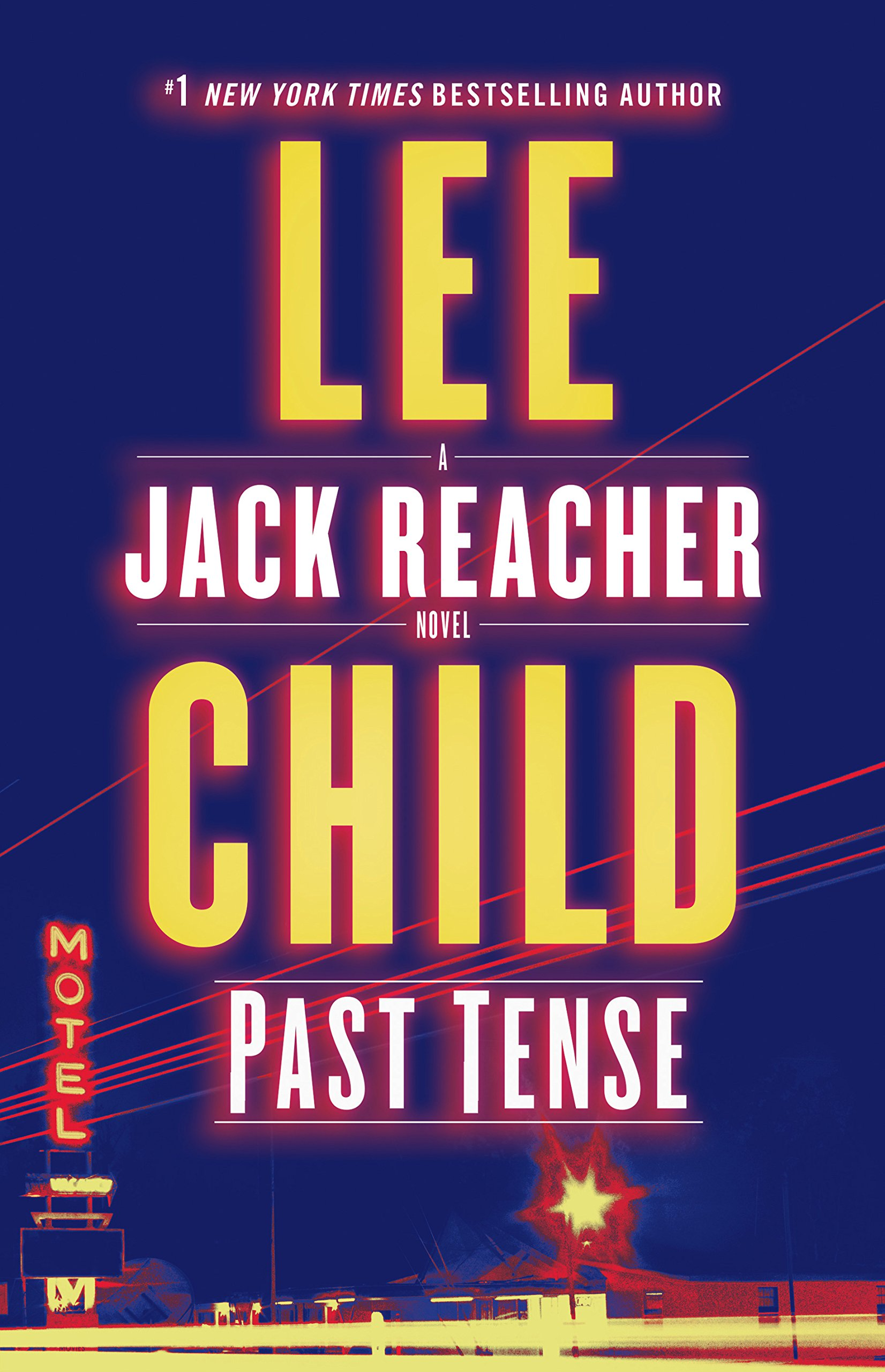 Image result for lee child past tense