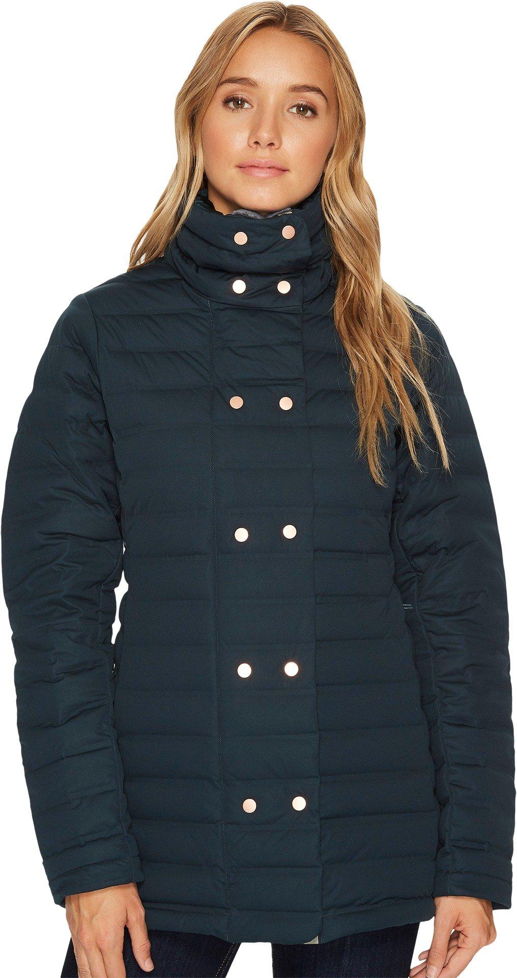Mountain Hardwear Women s StretchDown Coat Blue Spruce M
