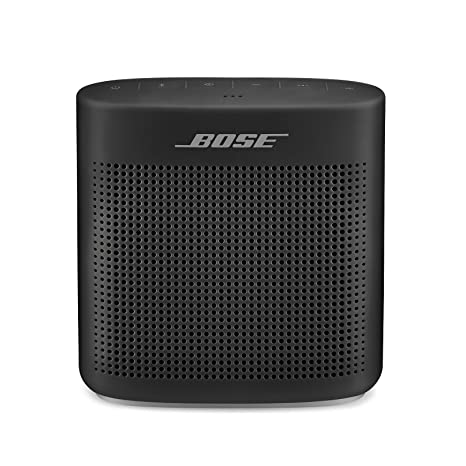 Bose SoundLink Color II 752195-0100 Bluetooth Speakers (Soft Black) Bluetooth Speakers at amazon