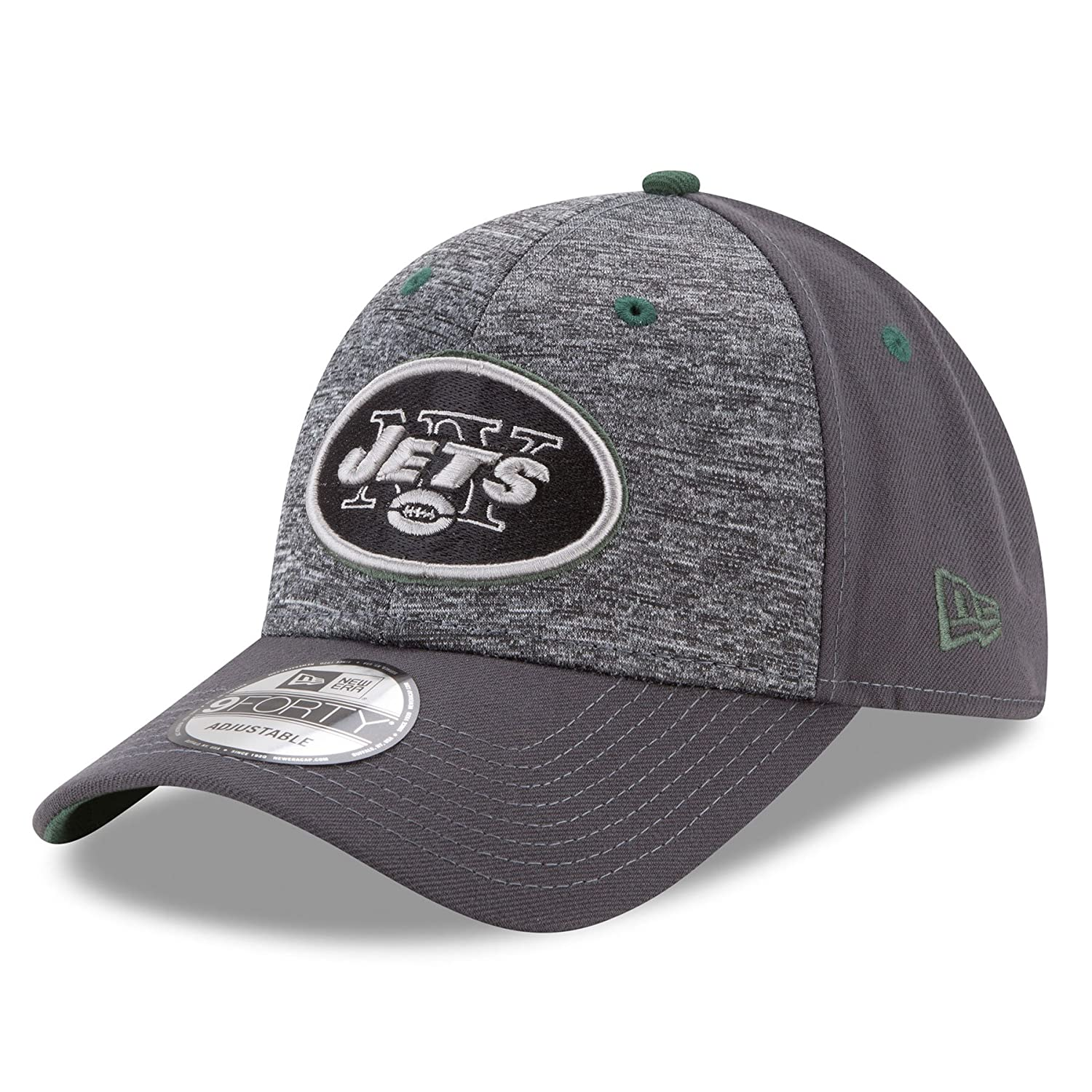 88bee98722a1a Amazon.com   NFL New York Jets Adult Men The League Shadow 2 9FORTY  Adjustable Cap