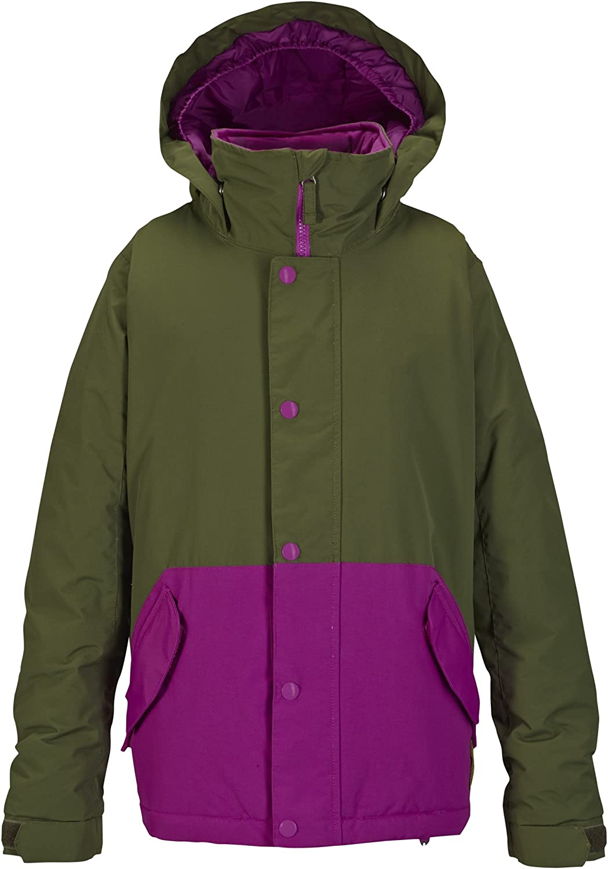 Burton Mädchen Girls Echo Jacket Snowboardjacke
