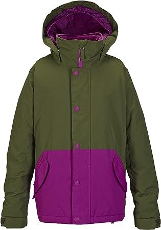 Burton Chica Cazadora de Snowboard para Mujer Echo, Keef/Grape Seed, XS, 15033100354: Amazon.es: Deportes y aire libre