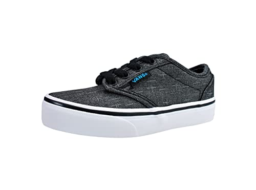 Vans Kids Atwood (Canvas) Skate Shoes Black Hawaii Textile Size 10.5   Amazon.ca  Shoes   Handbags eb33b1364