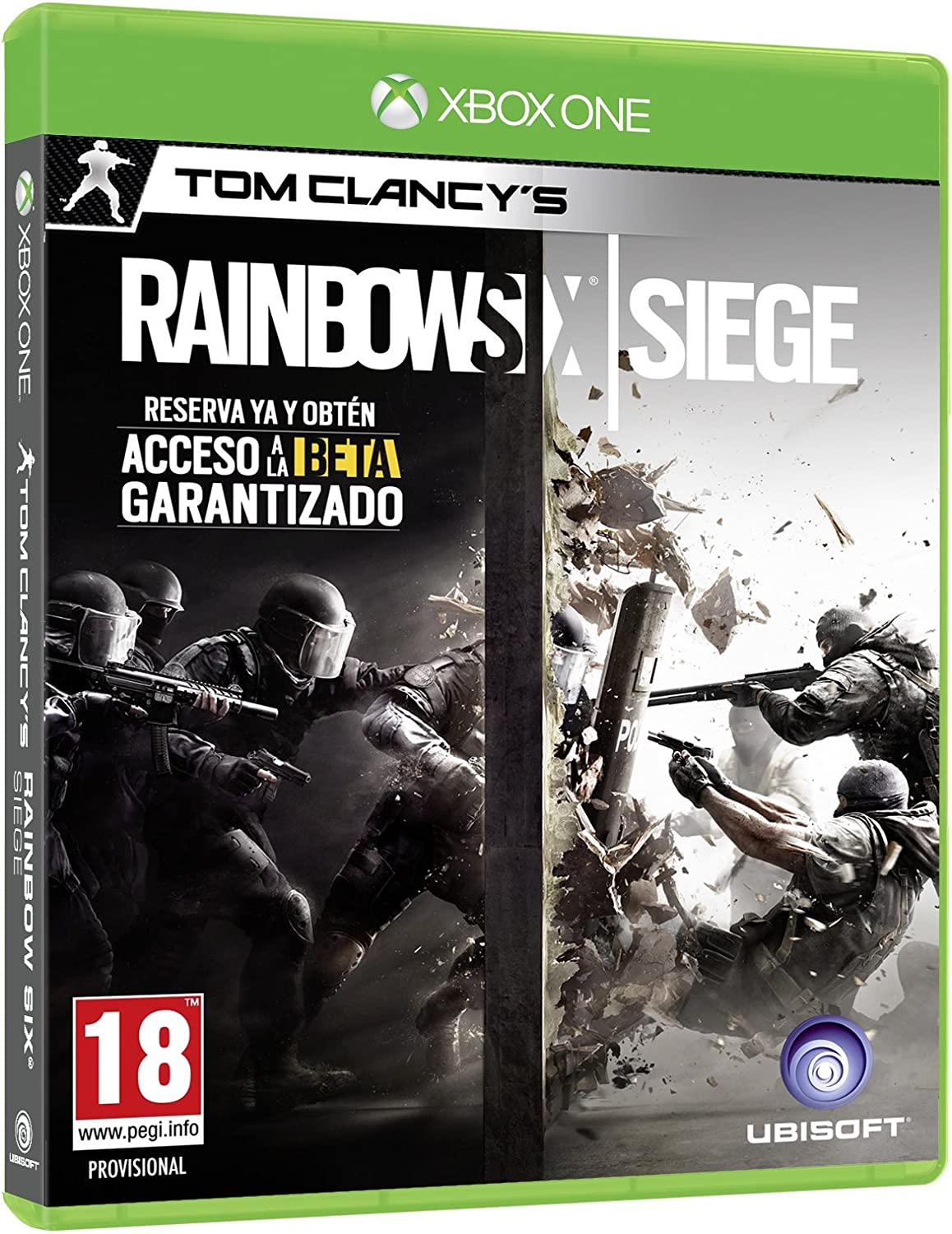 Rainbow Six Siege: Amazon.es: Videojuegos