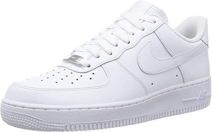 NIKE Air Force 1 '07 Men's Low (White) Size 11 Slightly Used