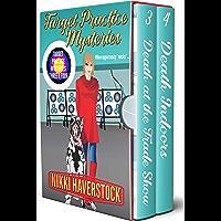 Target Practice Mysteries 3 & 4 (Target Practice Mysteries Boxset Book 2) (English Edition)