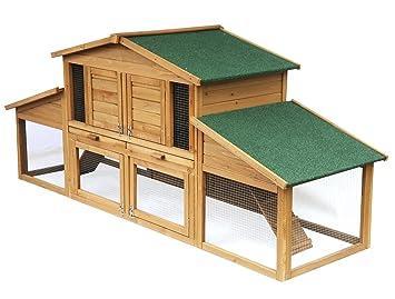 E-starain Casa de Gato,Caseta de Perro ,230*74*99cm: Amazon.es: Juguetes y juegos
