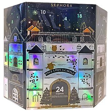 Calendrier Avant Sephora.Sephora Once Upon A Castle 24 Surprices Calendrier De L