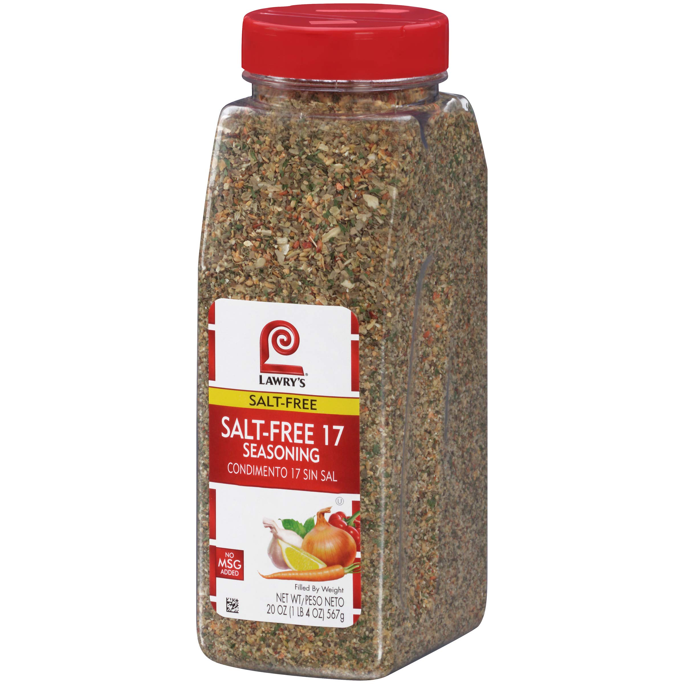 Lawry's Salt Free 17 Seasoning, 20 oz