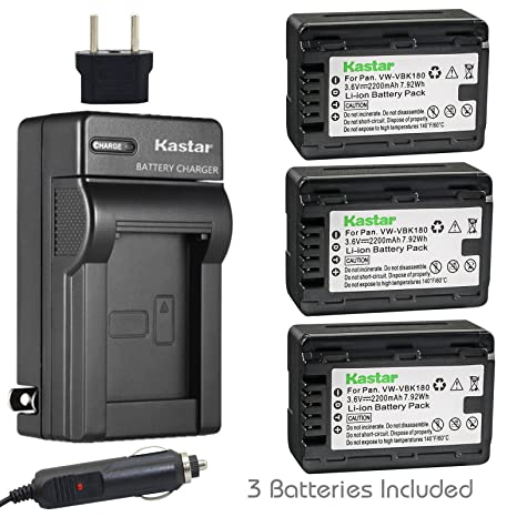 Vw-vbk360 Vw-vbk180 Battery Usb Charger For Panasonic Camcorder Sdr T76k T76 T71 T55 T50 S71 S70 S50 S45 Hs80 Hs60 H101 H100 ... Camera & Photo Accessories Back To Search Resultsconsumer Electronics