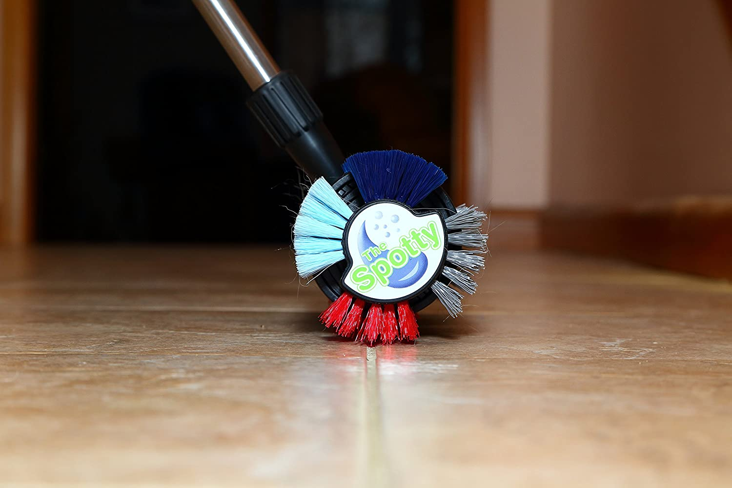 Rug Artificial Grass/Turf & Tile Cleaning Brush by CLEANOVATION The SPOTTY ~ Carpet