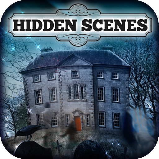 Hidden Scenes - Mystery Mansion ()