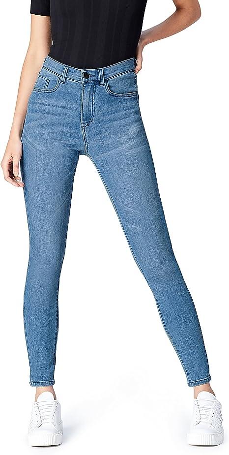 Jeans Skinny a Vita Alta Donna find
