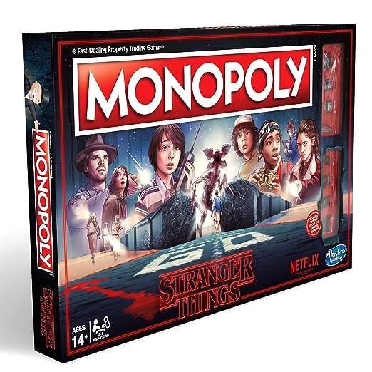 Hasbro Monopoly de Stranger Things