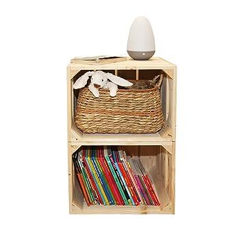 Simply A Box Table De Chevet 2l Kit Pret A Assembler