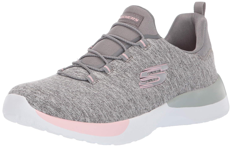 Skechers Sport Women's Dynamight Breakthrough Sneaker,grey light pink,5 M US