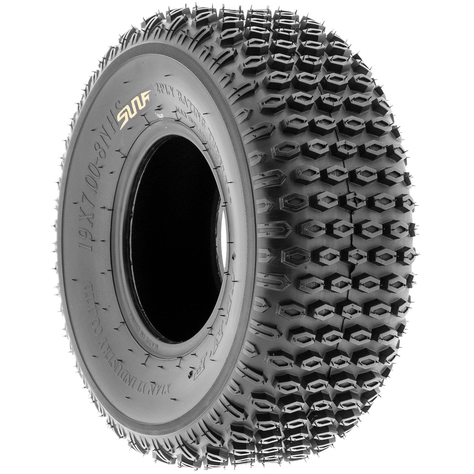 SunF Quad ATV Sport Tires 16x8-7 16x8x7 4 PR A012 (Full set of 4) by SunF (Image #5)
