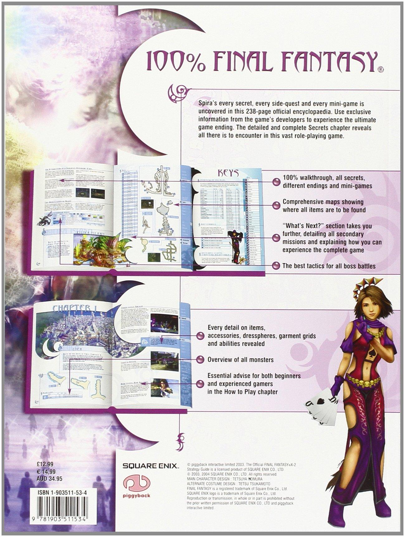 Final Fantasy X 2 Guida Ufficiale Pdf