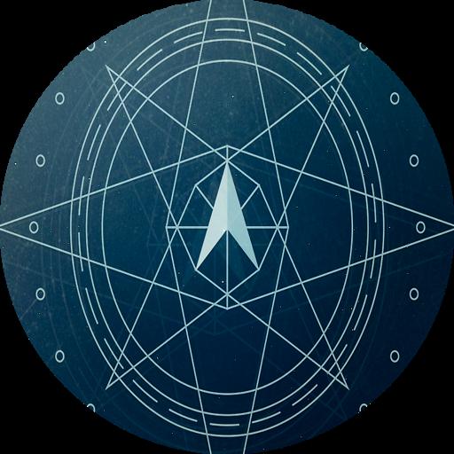 Galaxy Compass