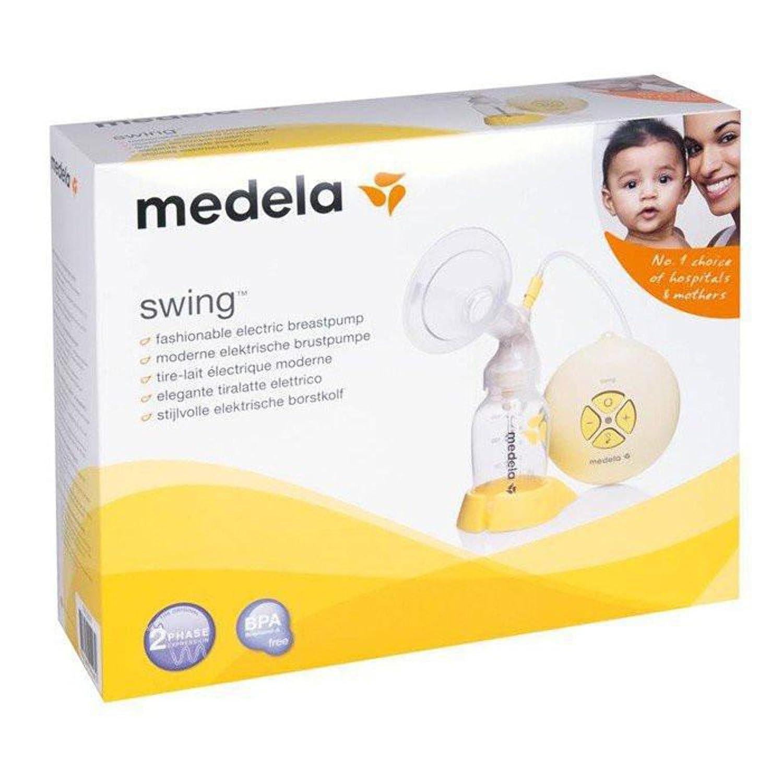 Amazon Com Medela Swing Single Electric Breast Pump Compact