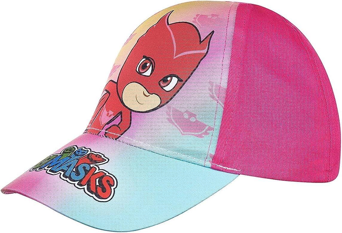 PJ Masks Girls Baseball cap fuchsia