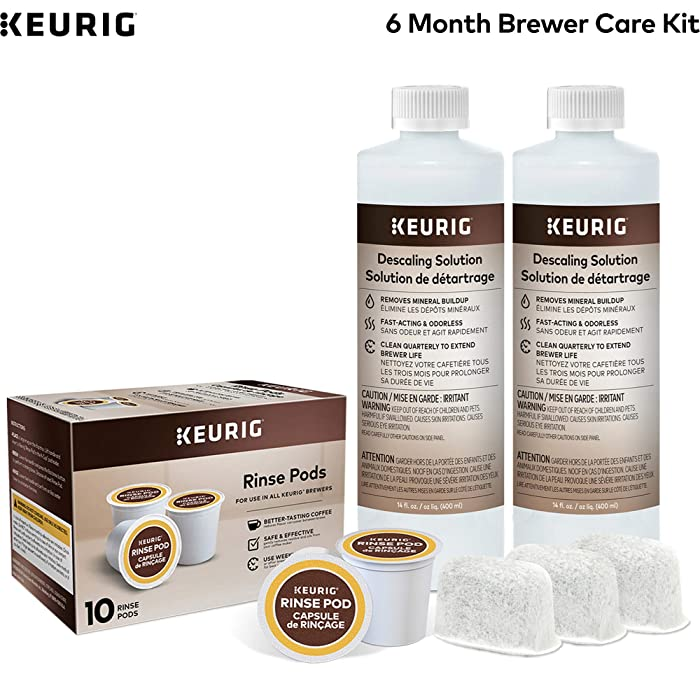 Top 9 Keurig Annual Coffee Maker Maintenance Bundle
