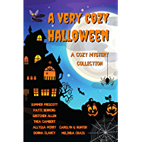 A Very Cozy Halloween: Eight Exciting Cozy Mysteries