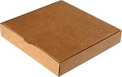 Caja para regalo automontable, set 25 unidades 14 x 14 x 2,5 ...