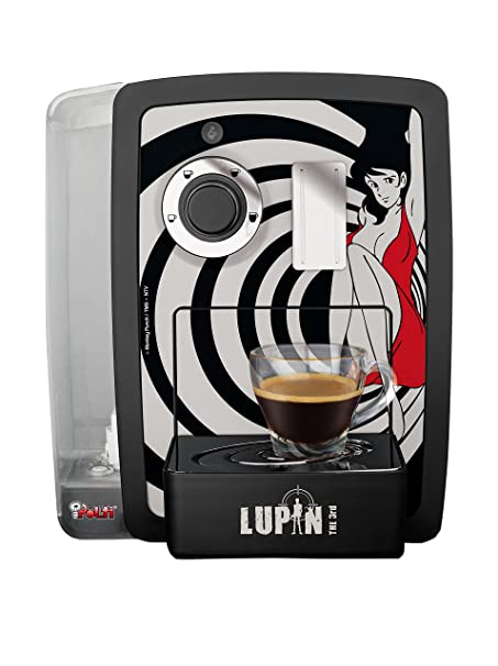 Polti máquina Café pceu0105 – Fujiko pceu0105 negro: Amazon.es: Hogar