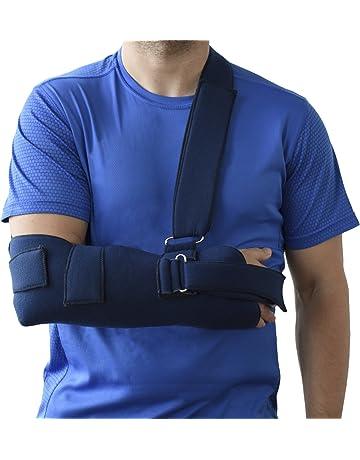 Cabestrillo Sling para hombro brazo inmovilizador ORTONES talla universal  Azul 63a1f3874720