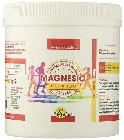 perdita di peso per magnesio