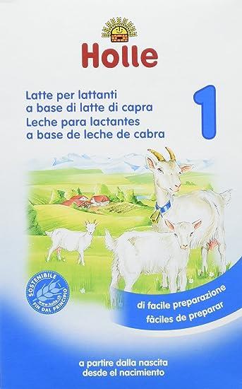 Holle Leche de Cabra para Lactantes 1-400 gr