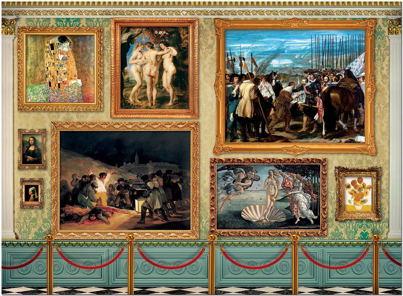 Educa Childrens 12000 Museum Master Pieces Puzzle