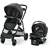 Graco, Modes Element Travel System Includes Baby Stroller with Reversible Seat Extra Storage Child Tray and SnugRide 35 Lite