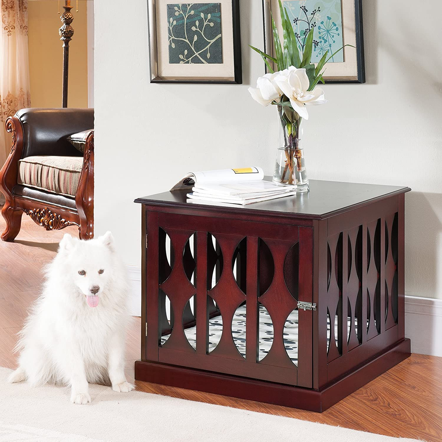 fancy dog crates furniture. fancy dog crates furniture