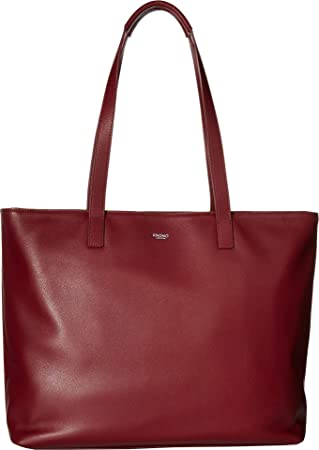 Knomo London Mayfair Luxe 15 quot  Maddox Zip Top Tote ... 5cef77fba3bab